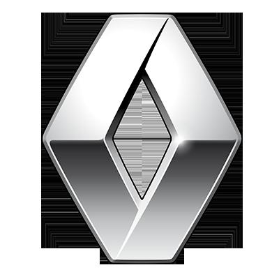 Logo - Renault truck