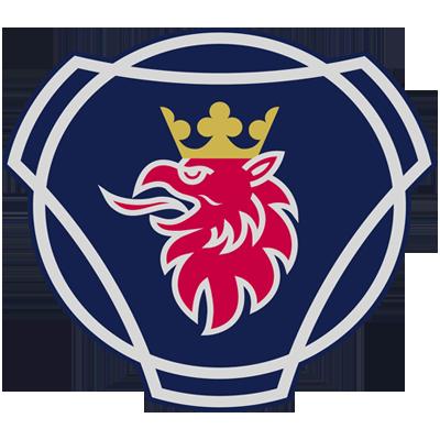 Logo - Scania trucks
